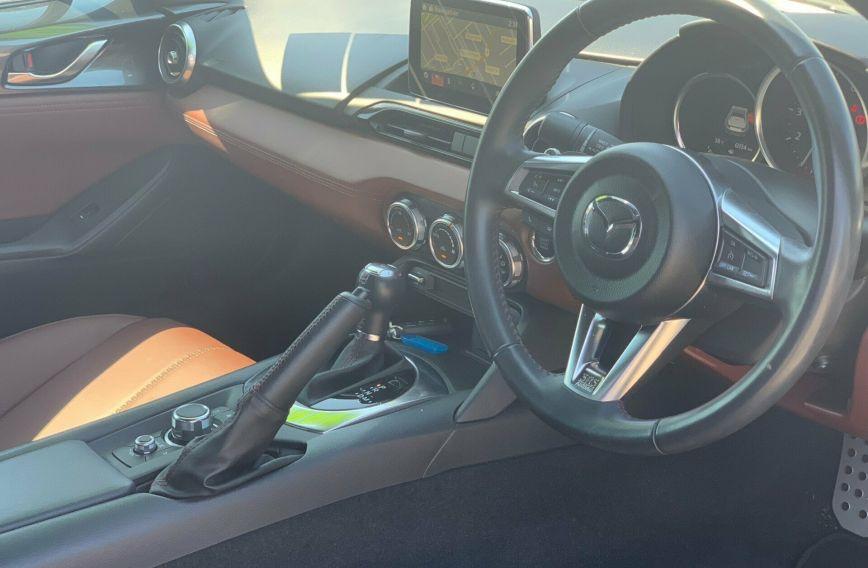 2017 MAZDA MX-5 GT  ND  TARGA