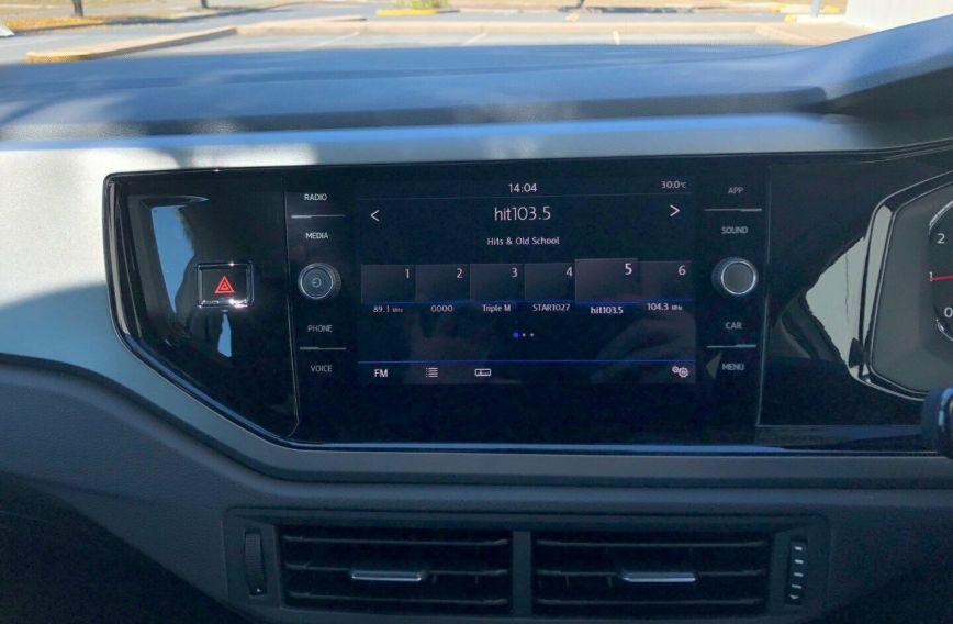 2018 VOLKSWAGEN POLO 70TSI Trendline AW Turbo Hatchback