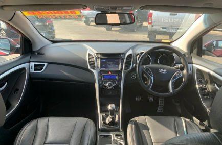 2015 HYUNDAI I30 SR Premium GD3 Series II  Hatchback