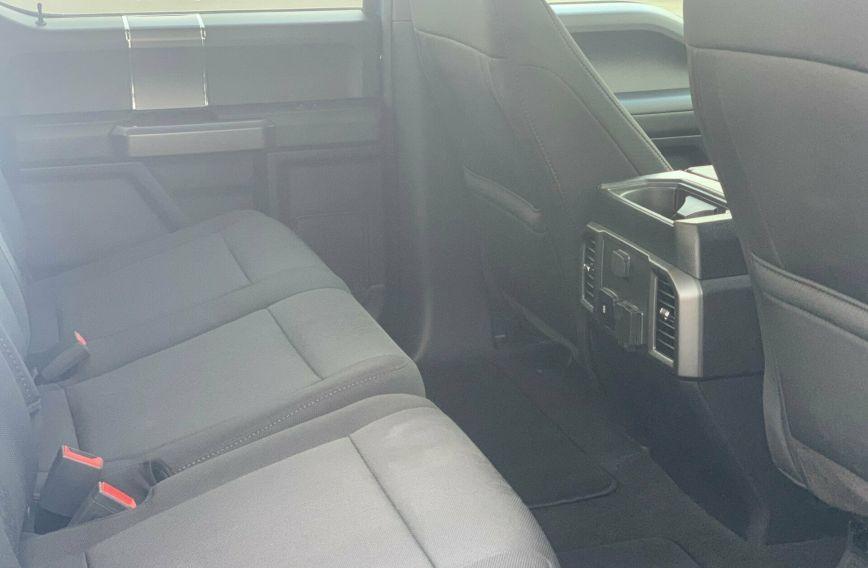 2019 FORD F150 XLT 4x4 SuperCab SRW  Dual Cab Utility