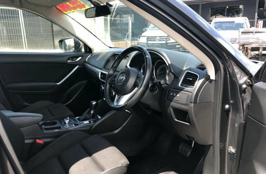 2015 MAZDA CX-5 Maxx Sport KE1032  Wagon