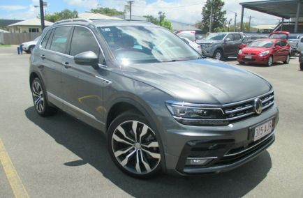 Used 2019 VOLKSWAGEN TIGUAN 5N MY19 162TSI Highline Wagon 5dr DSG 7sp 4MOTION 2.0T