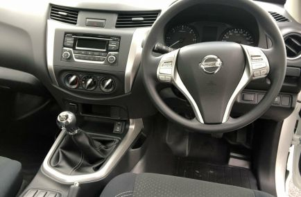 2018 NISSAN NAVARA RX  D23 S3 Turbo Single Cab Chassis Utility