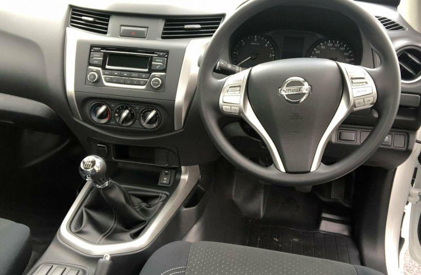 2018 NISSAN NAVARA RX  D23 S3 Turbo CAB CHASSIS Single Cab