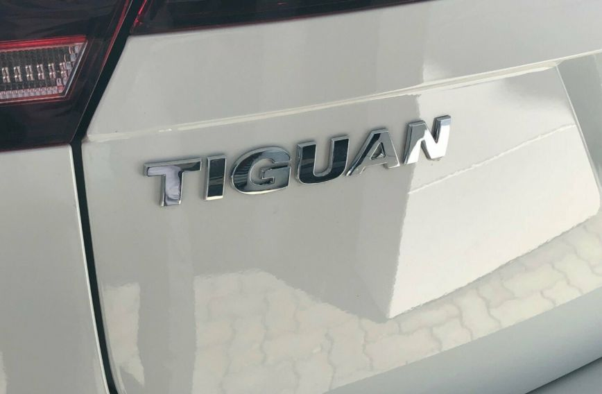 2018 VOLKSWAGEN TIGUAN 110TSI Trendline 5N Turbo WAGON
