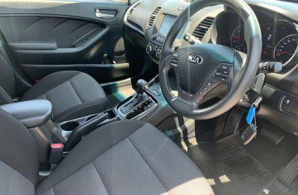 2017 KIA CERATO S  YD  Sedan