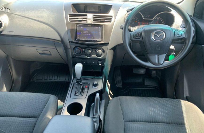 2016 MAZDA BT-50 XT  UR0YG1 Turbo Dual Cab Utility