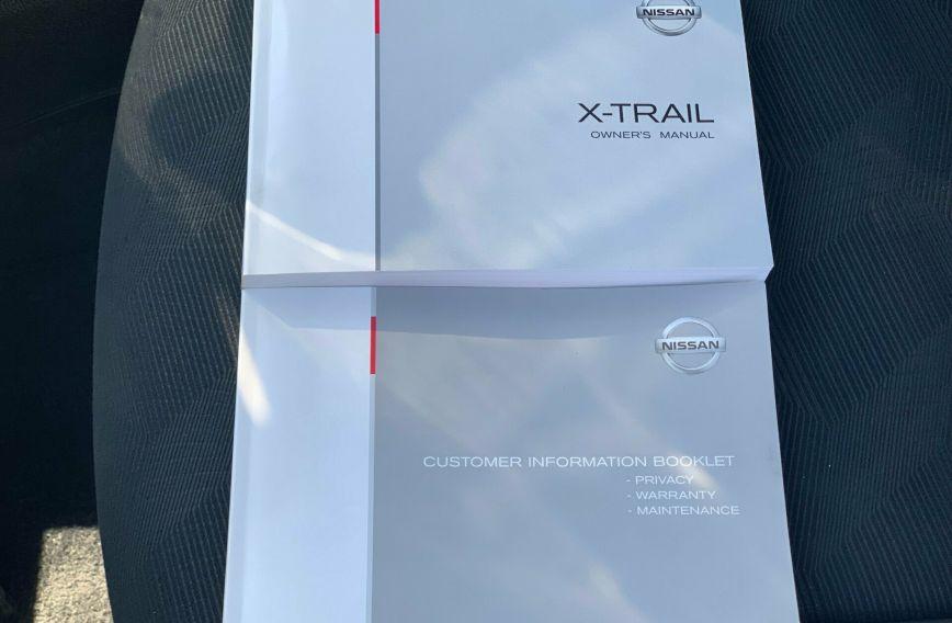 2016 NISSAN X-TRAIL ST  T32  WAGON