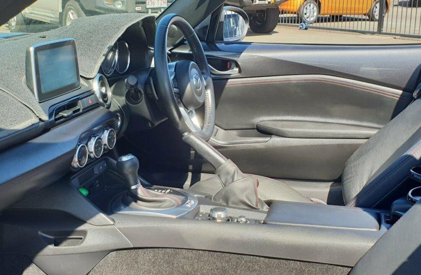 2015 MAZDA MX-5 GT  ND  ROADSTER