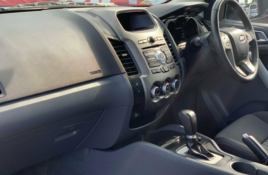 2014 FORD RANGER XLT  PX Turbo UTILITY Dual Cab