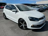 2015 VOLKSWAGEN POLO for sale in Cairns