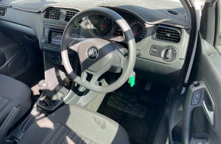 2015 VOLKSWAGEN POLO 81TSI Comfortline 6R Turbo Hatchback