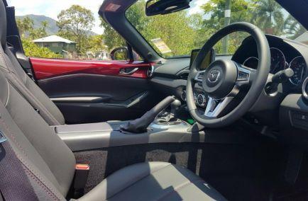 2018 MAZDA MX-5 GT  ND  Roadster