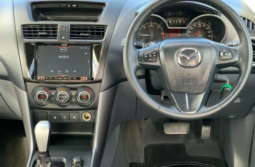2018 MAZDA BT-50 XTR  UR0YG1 Turbo UTILITY Dual Cab