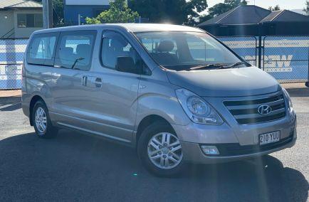 Used 2015 HYUNDAI IMAX TQ3-W Series II Wagon 5dr 8st Auto 4sp 2.4i 801kg