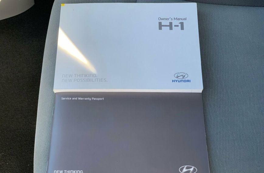 2015 HYUNDAI IMAX   TQ3-W Series II  WAGON