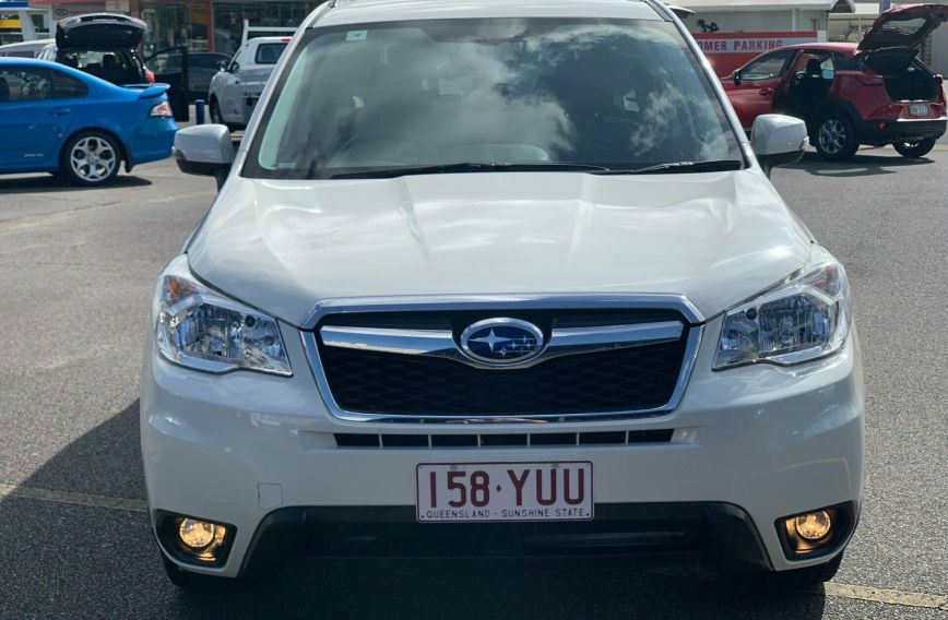 2015 SUBARU FORESTER 2.0D-L  S4 Turbo WAGON