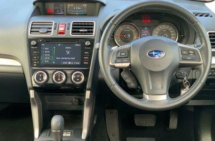 2015 SUBARU FORESTER 2.0D-L  S4 Turbo Wagon