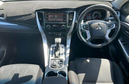 2016 MITSUBISHI PAJERO SPORT GLX  QE Turbo Wagon