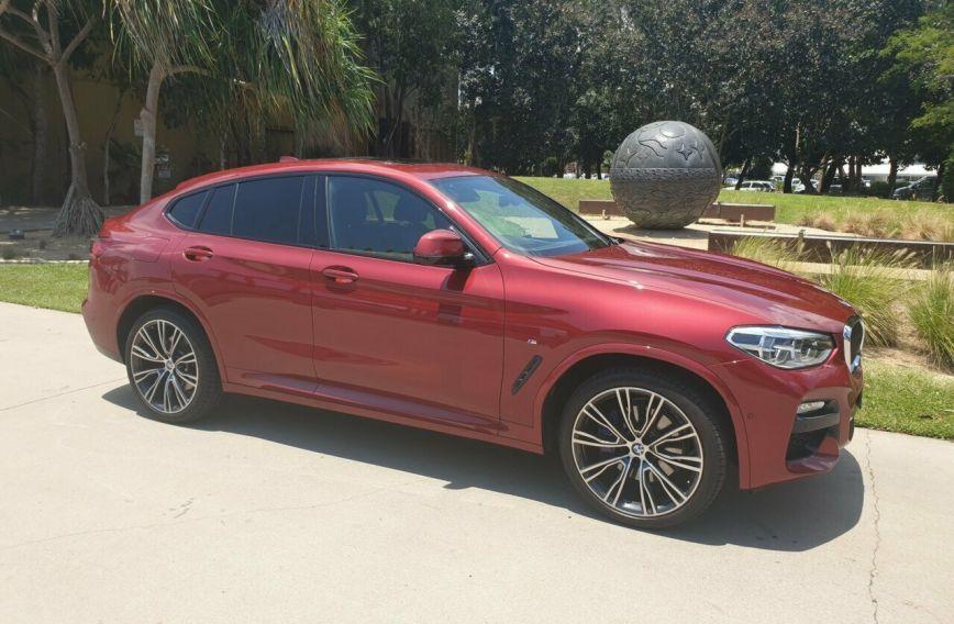 2018 BMW X4 xDrive30i M Sport G02 Turbo WAGON