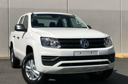 2019 Volkswagen Amarok Amarok TDI420 Core 4Motion Dual Cab Ute 8 Spd Automatic  Dual Cab Utility
