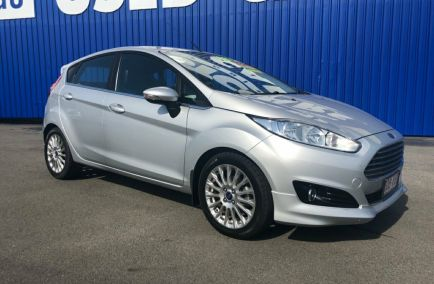 Used 2014 FORD FIESTA WZ Hatchback 5dr Sport Man 5sp 1.0T