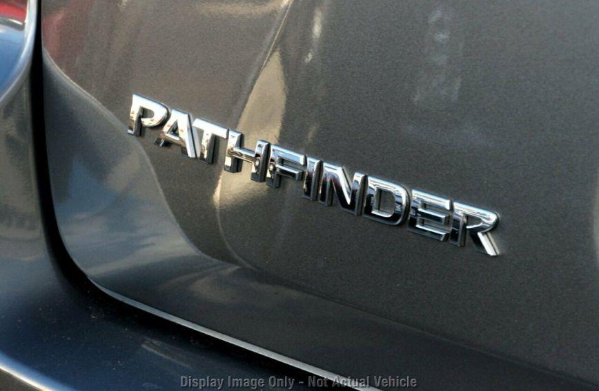 2018 NISSAN PATHFINDER ST-L  R52 Series II  Wagon