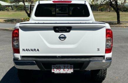 2020 NISSAN NAVARA RX  D23 S4 Turbo Dual Cab Utility