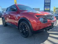 2014 NISSAN JUKE for sale in Cairns