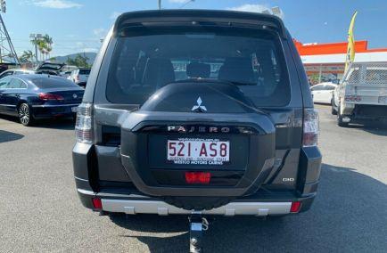 2020 MITSUBISHI PAJERO GLX  NX Turbo Wagon