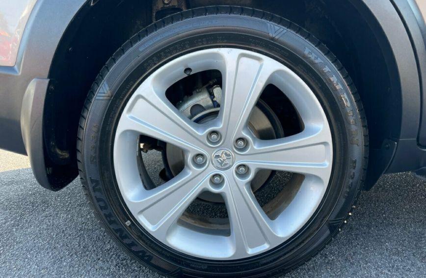 2013 HOLDEN CAPTIVA 7 LX CG Turbo Wagon