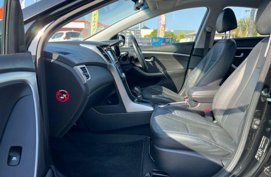 2014 HYUNDAI I30 Premium  GD  Hatchback