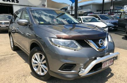 Used 2015 NISSAN X-TRAIL T32 Wagon 5dr ST X-tronic 7sp 2WD 2.5i 525kg