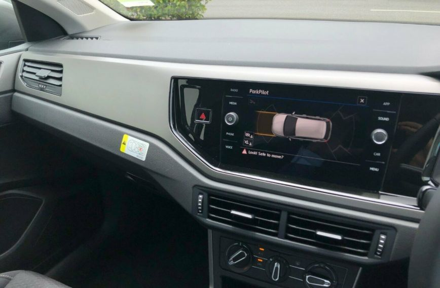 2018 VOLKSWAGEN POLO 85TSI Comfortline AW Turbo HATCHBACK