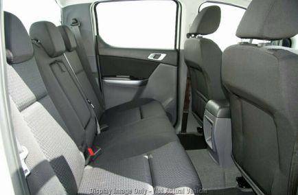 2019 MAZDA BT-50 XTR  UR0YG1 Turbo Dual Cab Utility