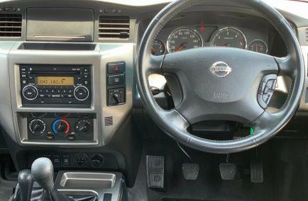 2014 NISSAN PATROL ST  Y61 GU 9 Turbo Wagon