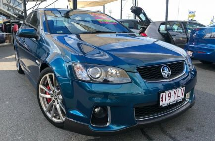 Used 2012 HOLDEN COMMODORE VE II Sedan 4dr SS V Redline Spts Auto 6sp 6.0i