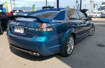 2012 HOLDEN COMMODORE SS V Redline VE II  Sedan