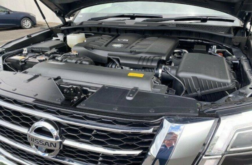 2020 NISSAN PATROL Ti  Y62 Series 5  Wagon