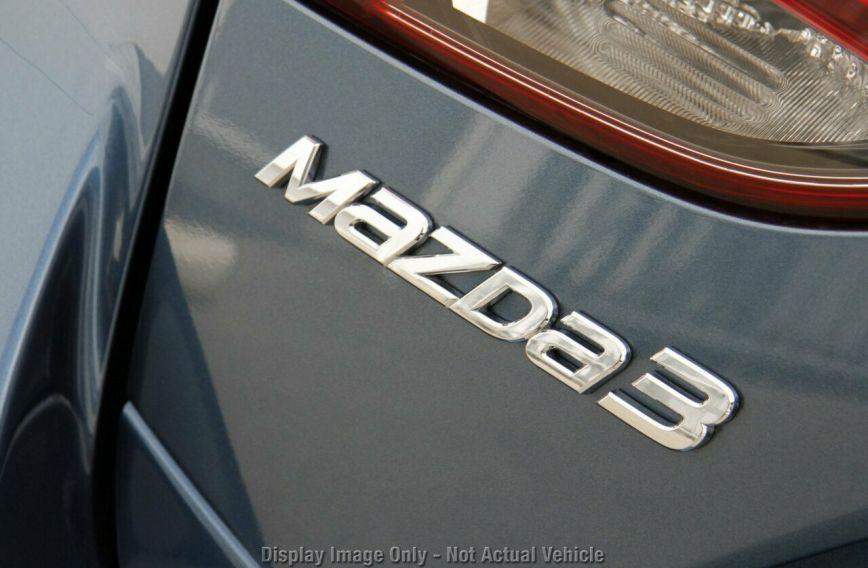 2018 MAZDA 3 SP25 GT BN5438  HATCHBACK