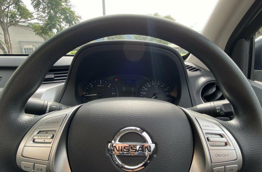 2019 NISSAN NAVARA RX  D23 S4 Turbo Single Cab Chassis Utility