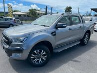 2016 FORD RANGER for sale in Cairns