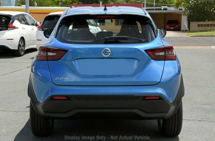2020 NISSAN JUKE ST+  F16 Turbo Hatchback