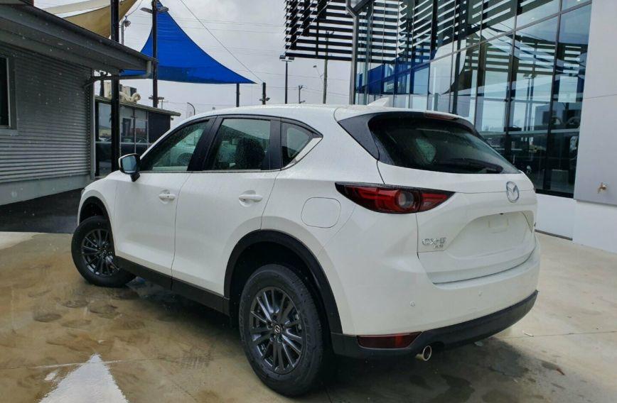 2020 MAZDA CX-5 Touring  KF4WLA  Wagon