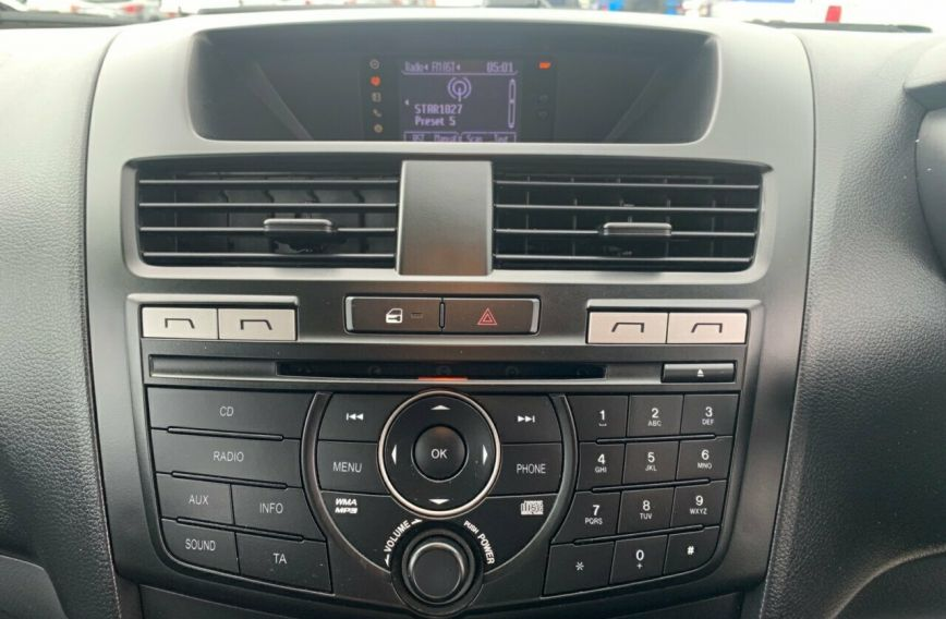 2015 MAZDA BT-50 XT  UP0YF1 Turbo Dual Cab Chassis Utility