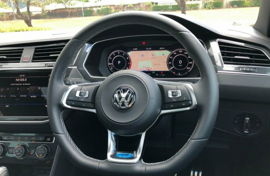 2018 VOLKSWAGEN TIGUAN 162TSI Highline 5N Turbo WAGON