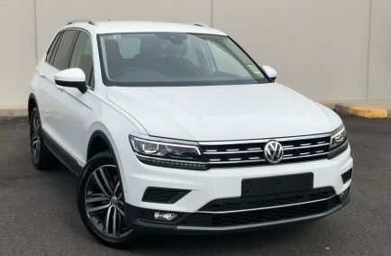 New 2019 VOLKSWAGEN TIGUAN 5N Wagon 5dr 162TSI Highline DSG 7sp 4MOTION 2.0T