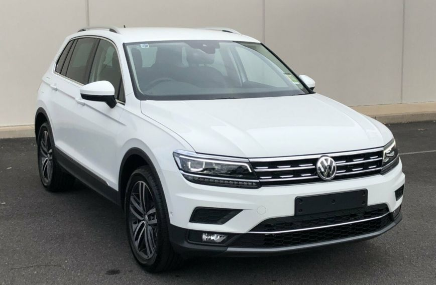 2019 VOLKSWAGEN TIGUAN 162TSI Highline 5N Turbo WAGON