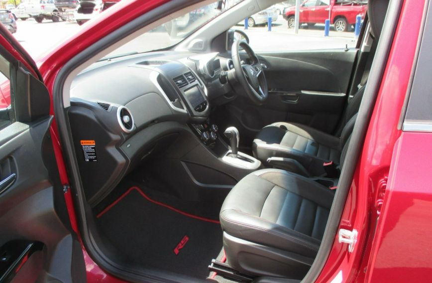 2014 HOLDEN BARINA RS  TM Turbo HATCHBACK