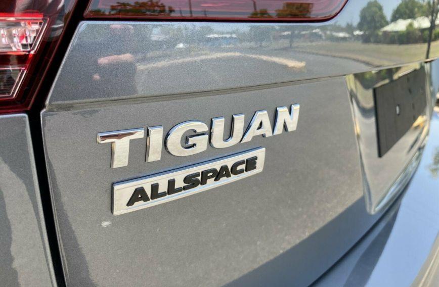 2019 VOLKSWAGEN TIGUAN 162TSI Highline Allspace 5N Turbo Wagon